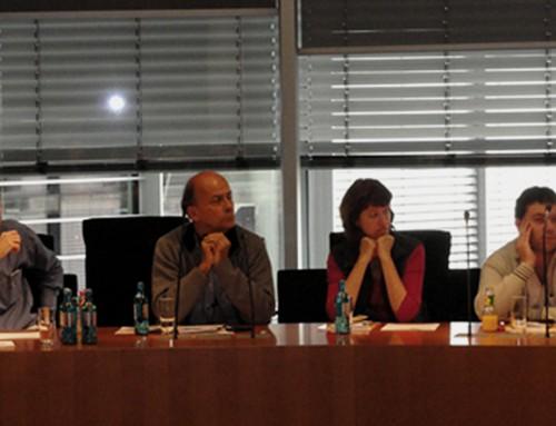 """Presentación de """"La historia del éxito de la energía eólica y otras energías renovables en Alemania"""""""